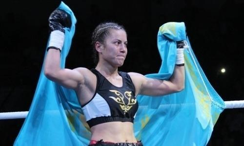 Фируза Шәріпова IBA нұсқасы бойынша әлем чемпионы титулына таласады