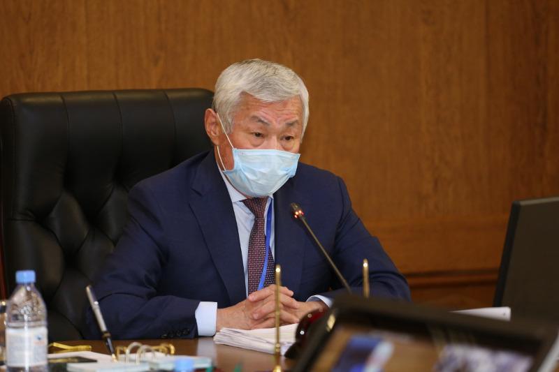 Все районы Жамбылской области обеспечат компьютерными томографами - Бердибек Сапарбаев