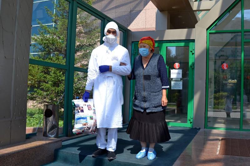 Последние пациентывыписались: стационар в отеле «Рамада Плаза» закрывается