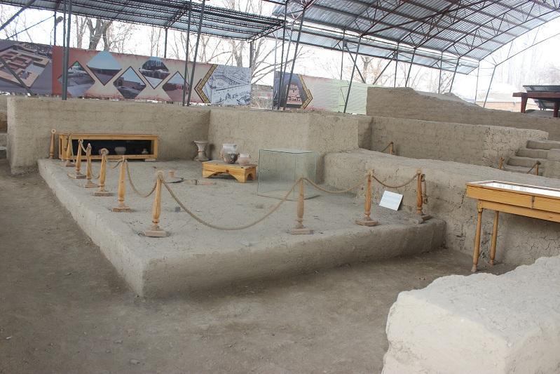Святые места Жамбылской области: самая древняя мечеть Казахстана была обнаружена на территории Тараза