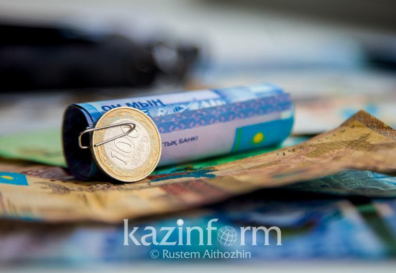 前二季度哈萨克斯坦平均工资为21万坚戈