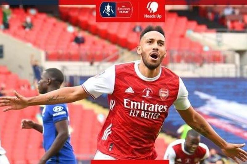 Arsenal beat Chelsea 2-1 to win 2020 FA Cup