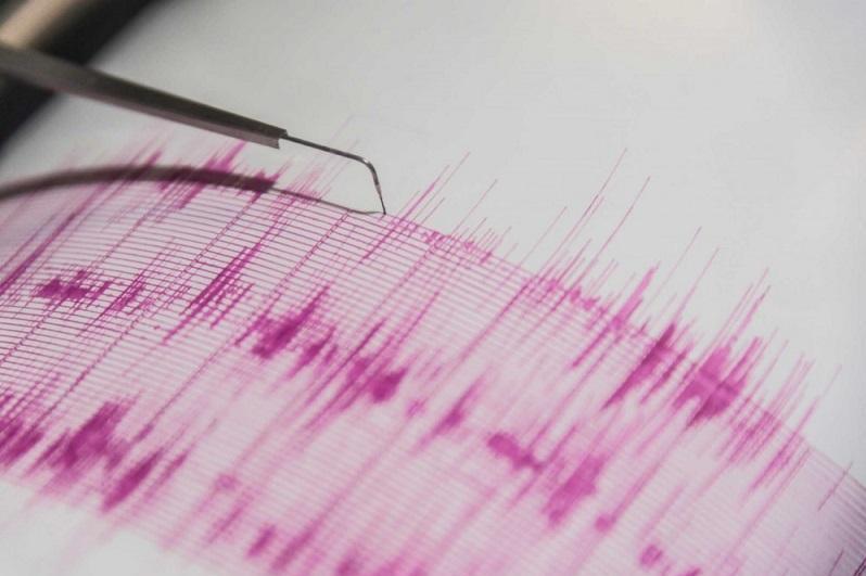 Землетрясение произошло в 345 км от Алматы