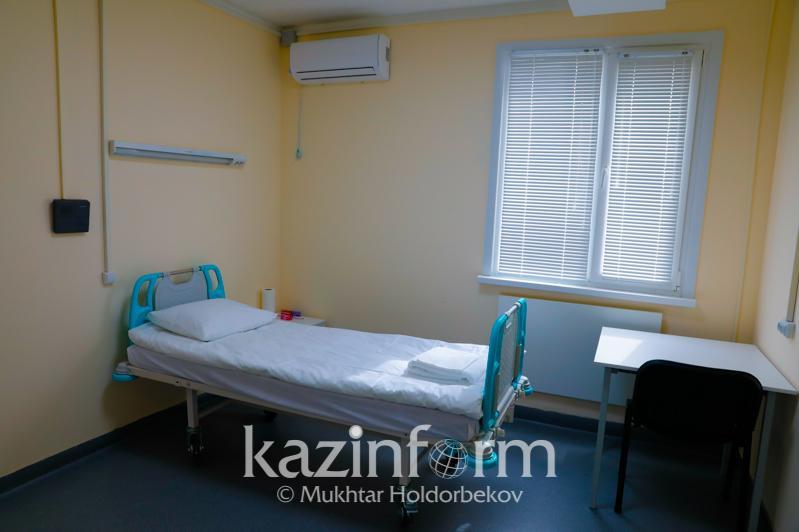 哈萨克斯坦新冠肺炎治愈人数达61839