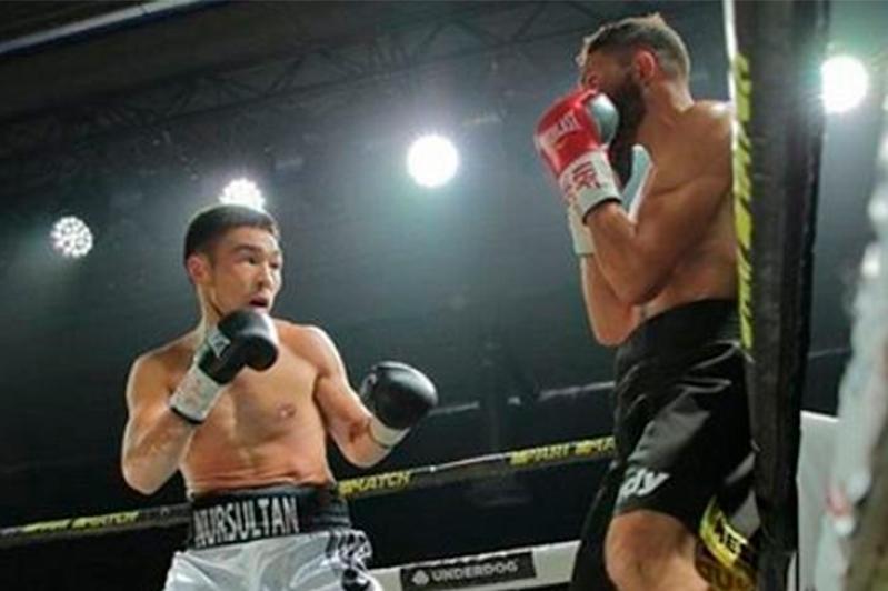 Казахстанский боксер выбыл из рейтинга WBA после сенсационного поражения