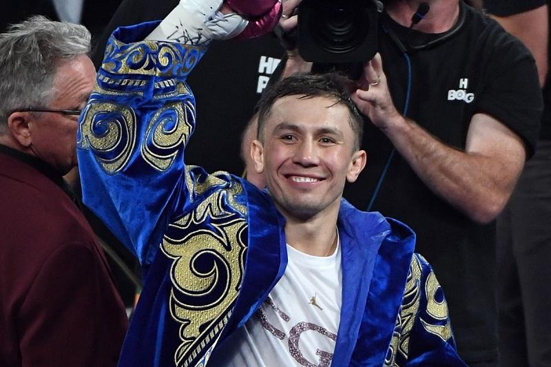 P4P: Головкин үздік боксшылардың жаңа рейтингінде өз орнын сақтап қалды