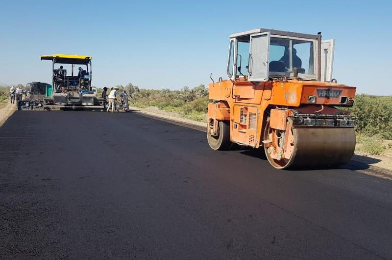 На каких автодорогах проведут ремонт в этом году в Кызылординской области