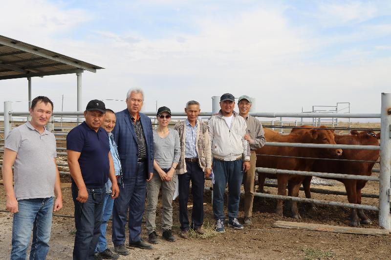 哈萨克斯坦启动发展农工综合体的科学项目