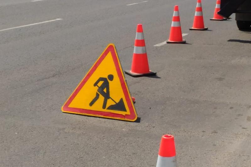 Улица Бигельдинова и шоссе Алаш частично перекрыты в столице