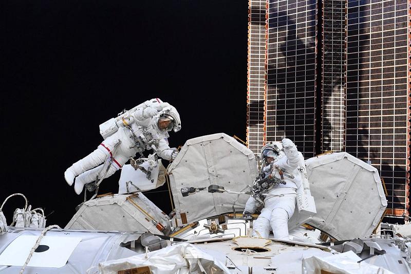 Лучшие снимки исторической миссии SpaceX опубликованы NASA