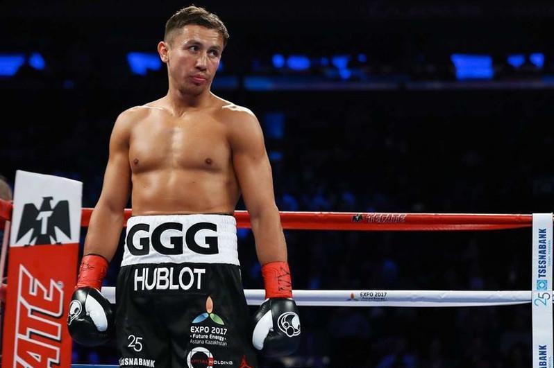 职业拳击:戈洛夫金明年5月或将三战阿尔瓦雷斯