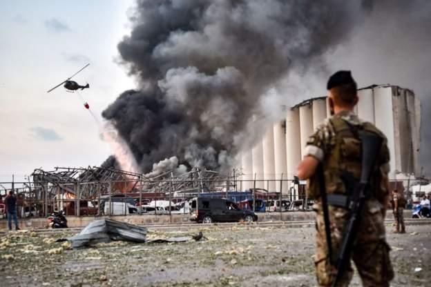 Бейруттағы жарылыстан 10 адам мерт болып, жарақат алғандар 100-ден асты – БАҚ