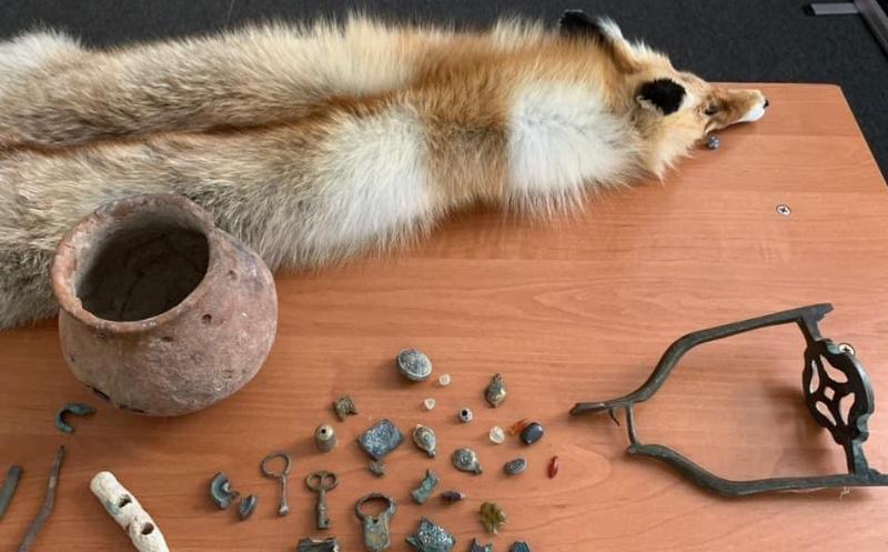 Артефакты сарматского периода передал музею житель Атырау
