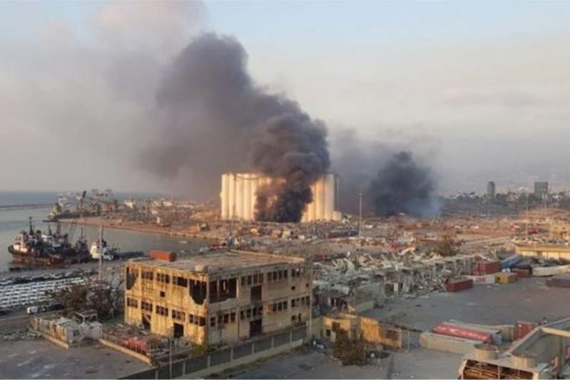 Взрыв в Бейруте: причиной назвали неправильное хранение селитры в порту