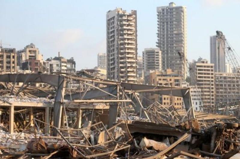 Ливандағы қазақстандық бітімгерлер Бейруттағы жарылыстан зардап шеккен жоқ