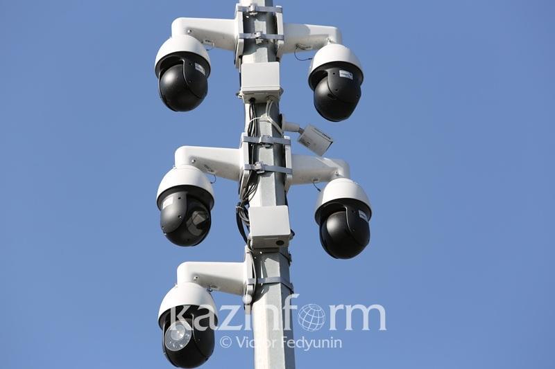 360 новых камер «Сергек» установят в Алматы