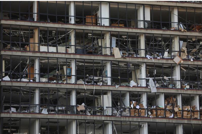 Бейруттағы жарылыс: қаза тапқандар саны 100 адамнан асты