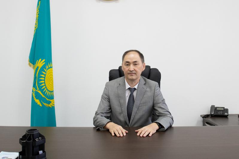 New head of health office named in Almaty rgn