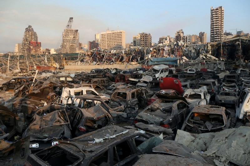 Бейрут губернаторы: жарылыс шығыны 3-5 млрд долларды құрады
