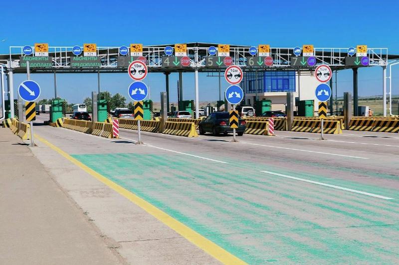 Систему взимания платы установят на 5,8 тысячи км автодорог в РК