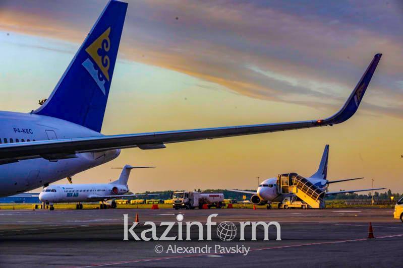 С 10 августа Казахстан планирует возобновить авиарейсы в Таиланд и Грузию