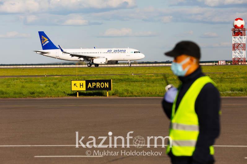 В Казахстане полностью восстановлены внутренние авиарейсы