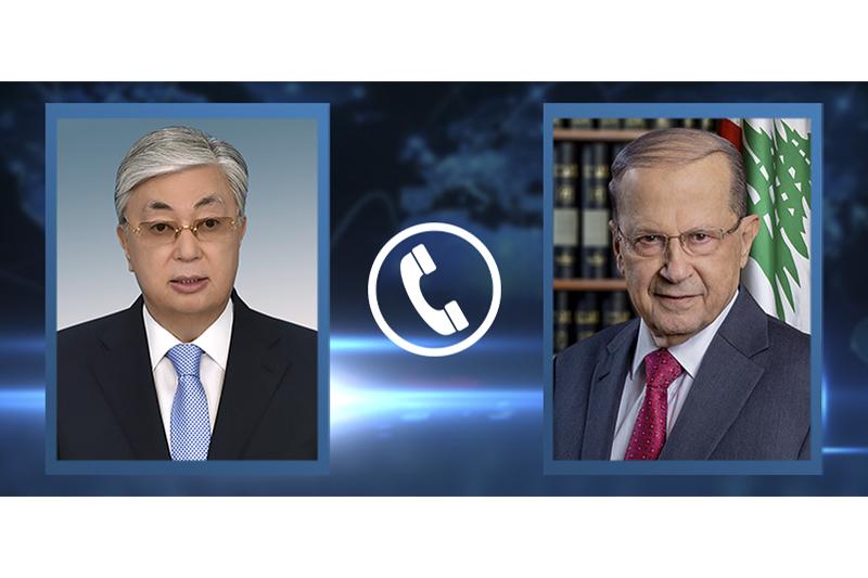 Ливан Президенті елдегі Қазақстан азаматтары қауіпсіздігін қамтамасыз ету үшін барлық шараны қабылдайды