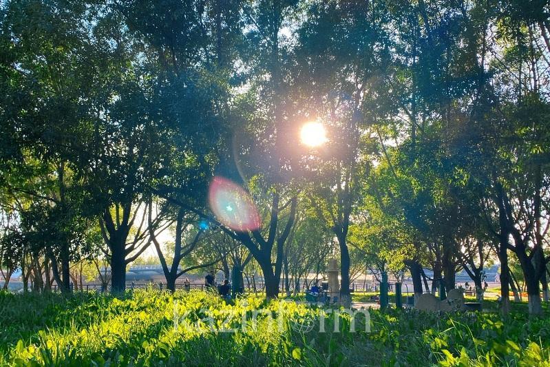 Ауа райы: Еліміздегі 9 облыстың аумағында аптап ыстық болады