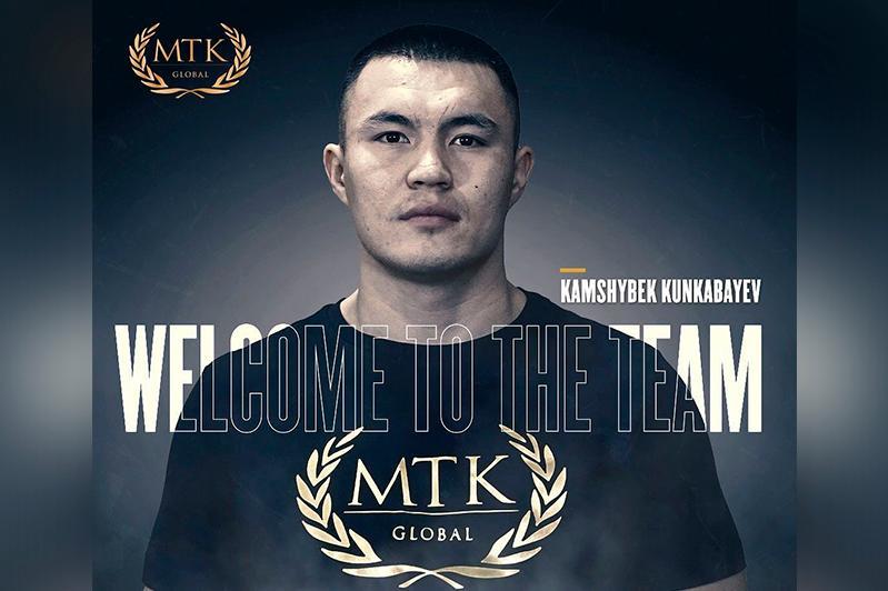 哈萨克斯坦拳击国家队队长霍恩卡巴耶夫转入职业拳击