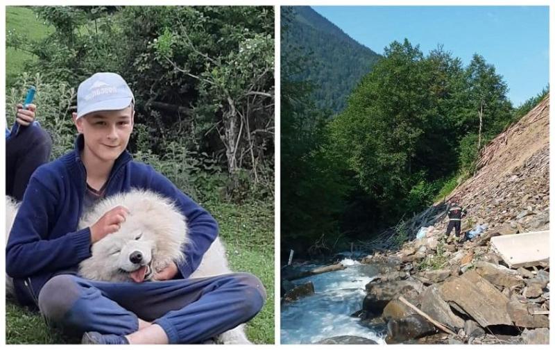 В Грузии ищут пропавшего подростка из Казахстана