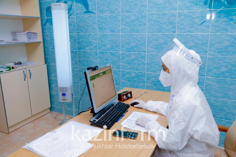 1060 инфицированных коронавирусом зарегистрированы за сутки в Казахстане