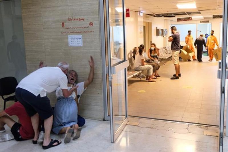 Бейруттағы жарылыстан қаза тапқандар саны 137 адамға жетті