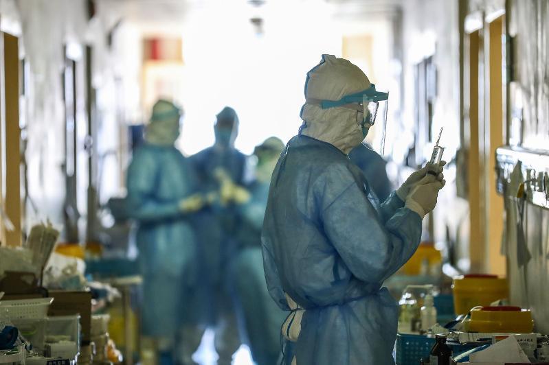 Pneumonia cases in Kazakhstan surpass 9,500