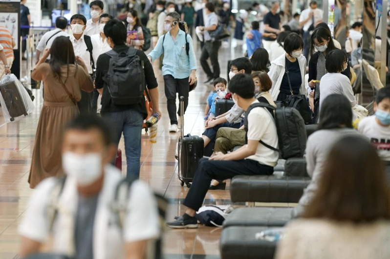 Tokyo reports 360 new cases of coronavirus infection