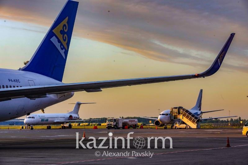 Kazakhstani airlines report 1.5-fold drop in revenues