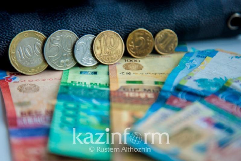 5,4 млрд тенге перечислено казахстанцам за продуктово-бытовые наборы в июле