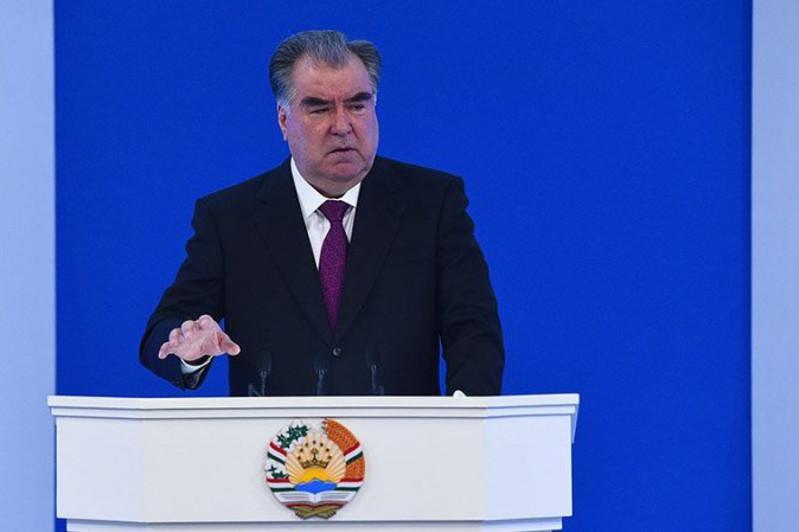 Президентские выборы пройдут 11 октября в Таджикистане
