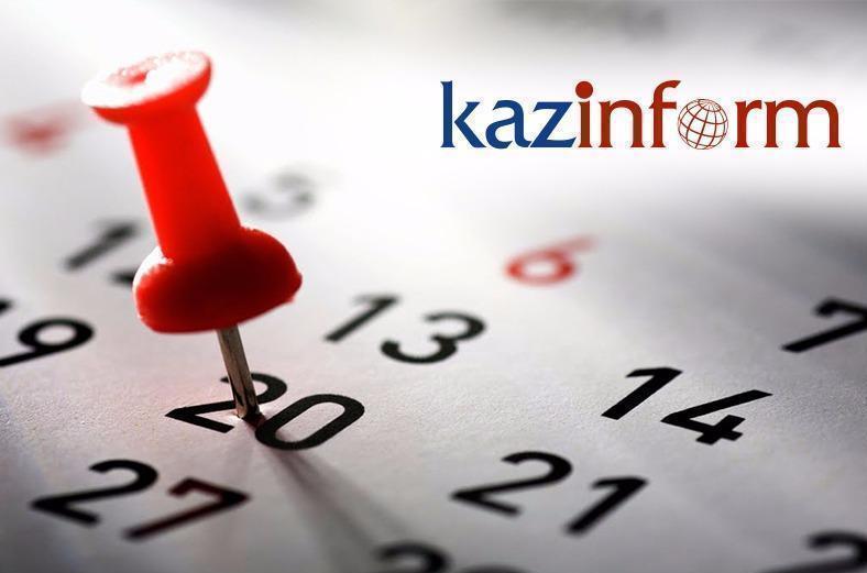 August 7. Kazinform's timeline of major events