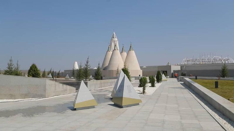 Строительство музея династии Кунанбая завершается в ВКО