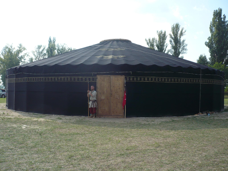 Мажарстанда әлемдегі ең үлкен киіз үй тігіледі