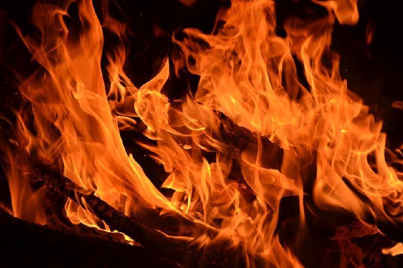 Мужчина и двое детей погибли в огне в Петропавловске