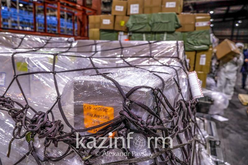 «СК-Фармация» в течение суток распределяет поступивший гуманитарный груз в регионы