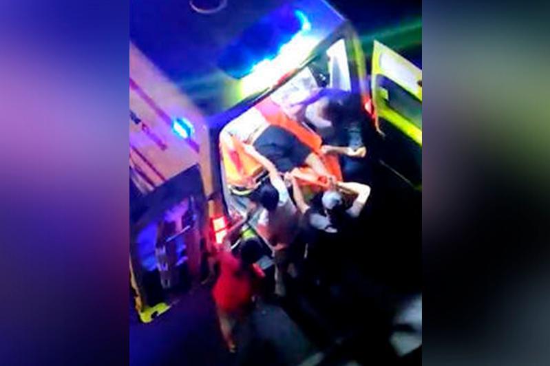 В Шымкенте мужчина спрыгнул с моста в парке: ведется расследование