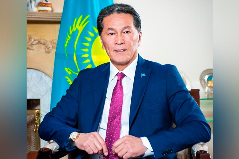 Yelemessov no longer serves as Kazakh Ambassador to Mexico and other countries