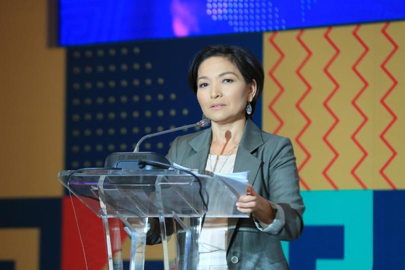 Нужно реагировать незамедлительно – Лаззат Рамазанова о факте насилия в Алматинской области
