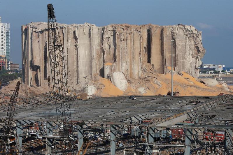 贝鲁特爆炸事件死亡人数上升至154人
