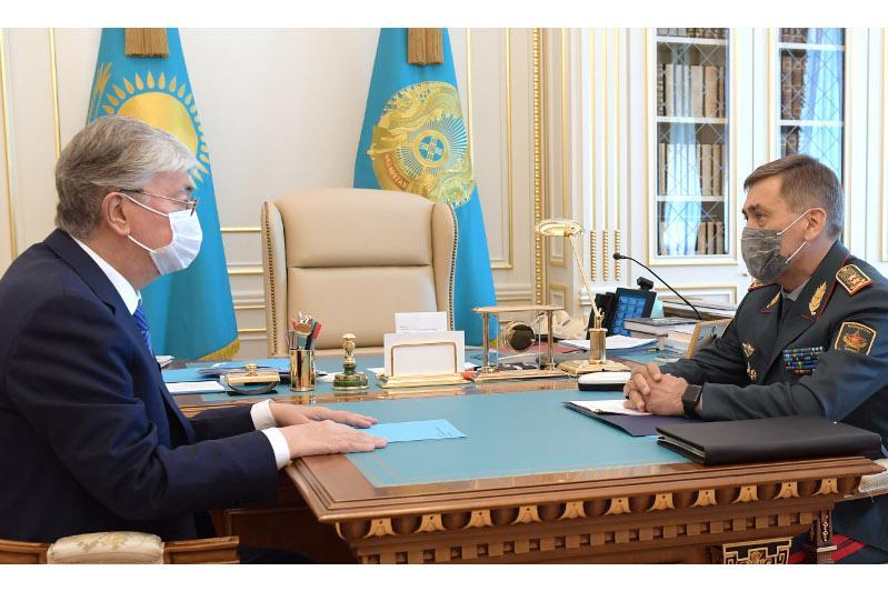 Касым-Жомарт Токаев поручил проработать вопрос отправки военных медиков в Ливан