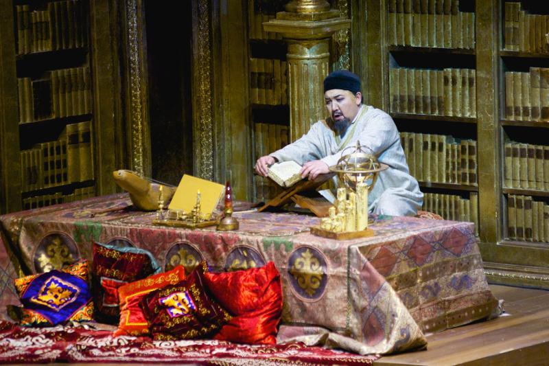 Astana Opera to stage art masterpiece on Abai Day Aug 10