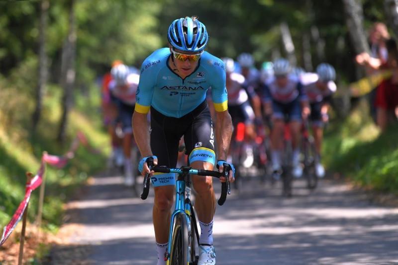 «Тур Польши»:Велокоманда«Астана» успешно выступила на первом этапе с подъемами