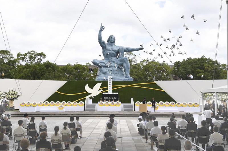 Nagasaki pushes Japan gov't to work for nuke ban amid rising danger